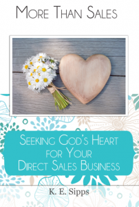 More Than Sales Direct Sales Devotional