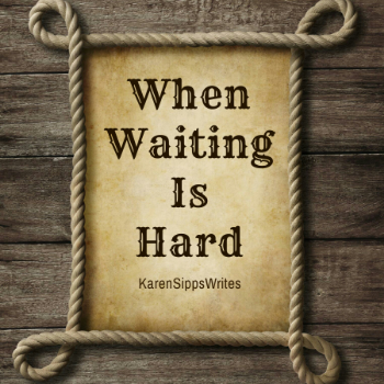When Waiting Is Hard