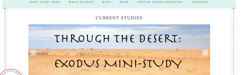 Karen Sipps Writes Web Design